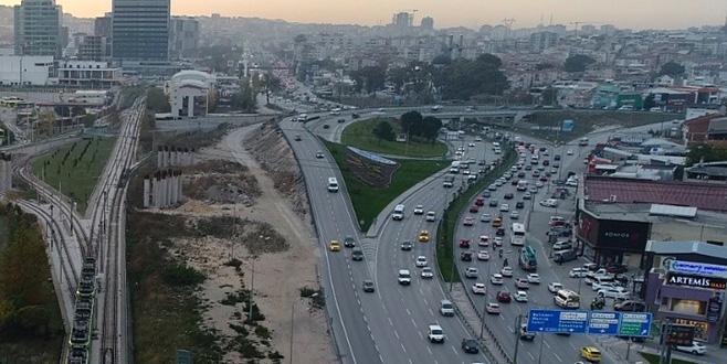 Bursa trafiğine Cumhurbaşkanı ayarı