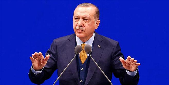 Erdoğan: 'Maalesef patinaj yapıyorlar'