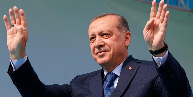 Bursa Cumhurbaşkanı'na hazır