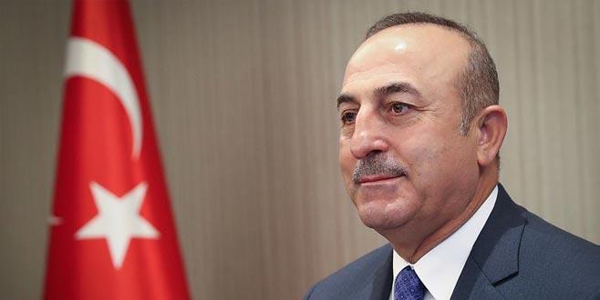 Çavuşoğlu ABD'li mevkidaşıyla görüştü