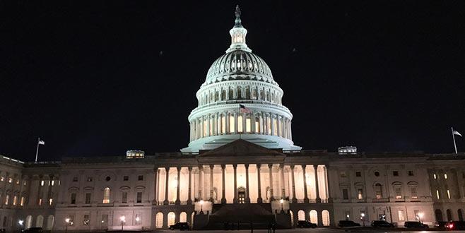 ABD'de federal hükümet kapandı