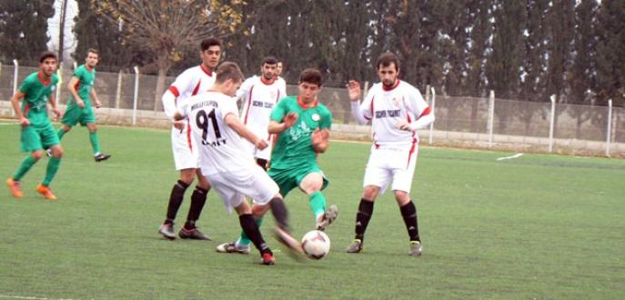 Yeniköy'e Millet şoku 0-1