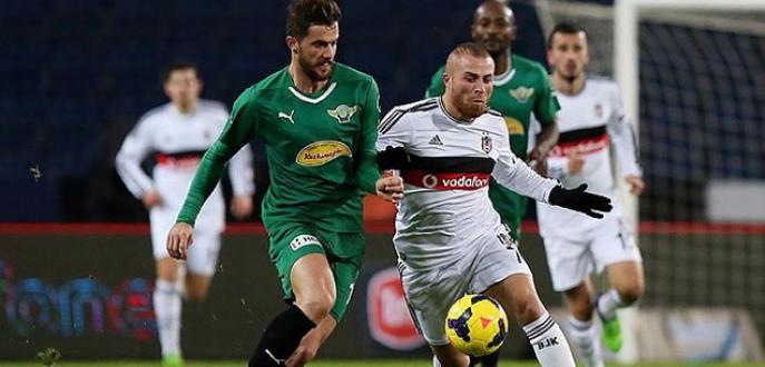 Beşiktaş koltuğu devraldı! 3-1