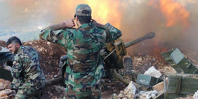 Suriye ordusu Fetih el Şam grubunu kuşattı