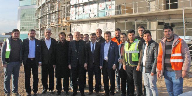 Yenişehir'e yeni hastane binası