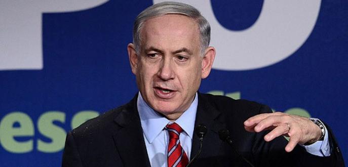 """Netanyahu'dan """"Filistin tasarısına red"""" çağrısı"""