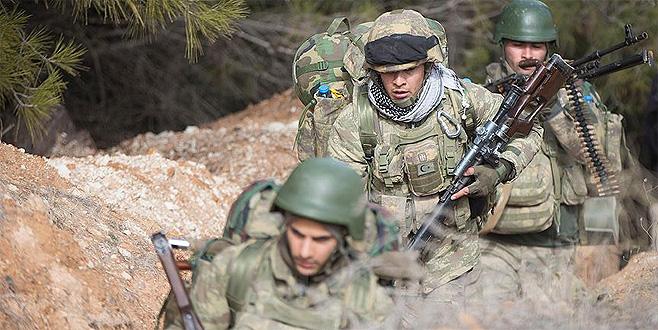 Afrin'de stratejik nokta ele geçirildi
