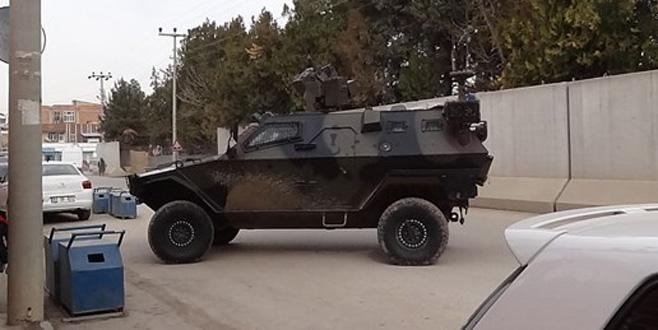 PYD/PKK'dan taciz ateşi: 1 asker yaralı