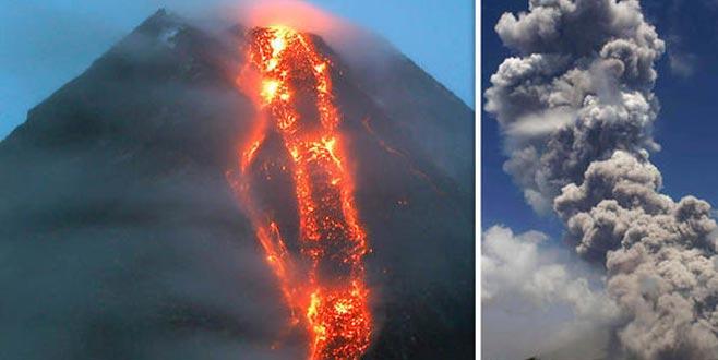 Büyük patlama olabilir! 27 bin kişi tahliye edildi