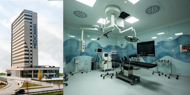 Medicana Bursa Hastanesi açıldı