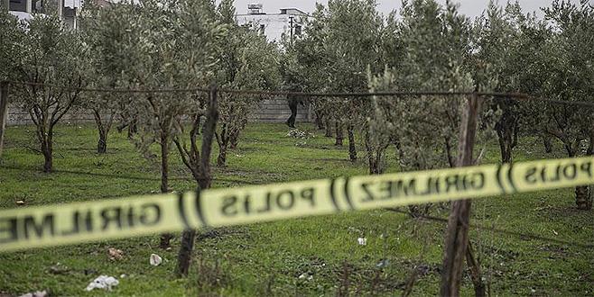 PYD/PKK tarafından Hassa'ya 2 roket atıldı