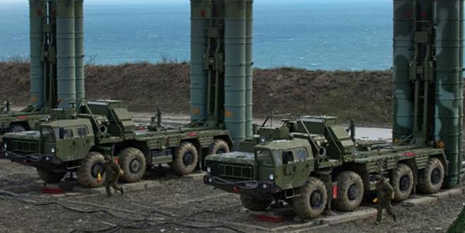Rusya'dan S-400'lerle ilgili flaş açıklama