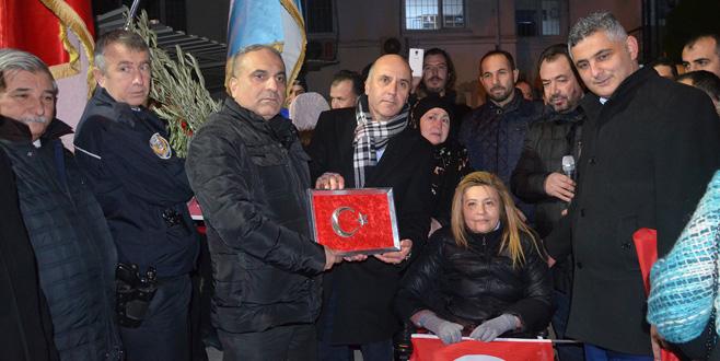 Afrin'e gitmek için dilekçe verdiler
