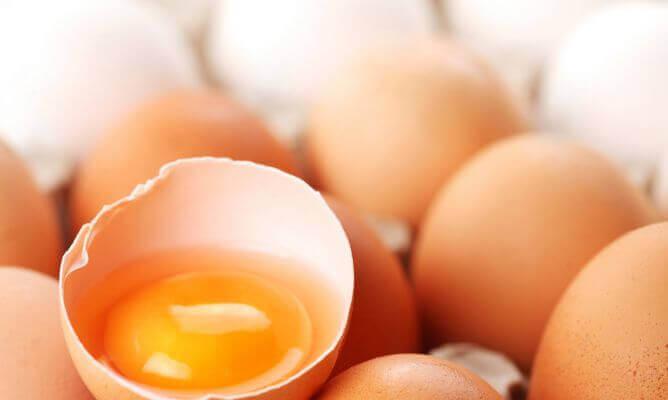 Yumurta akının cilde inanılmaz faydaları