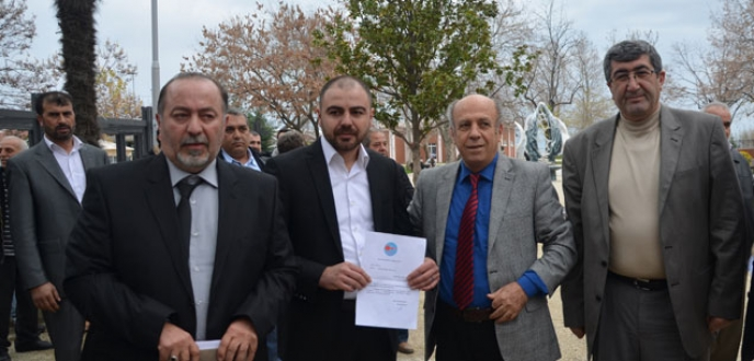 ANAYOL Mudanya'da Başkan Özbaşaran