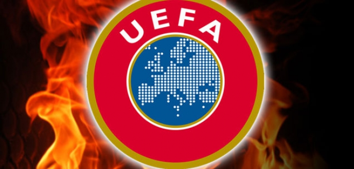 UEFA'dan Timsah'a şok ceza