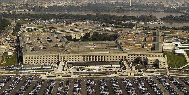 Pentagon'dan Suriye'de 'sınır gücü' itirafı