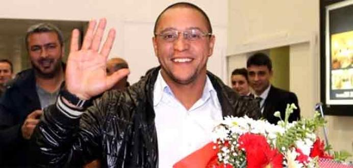 Sivasspor'dan Roberto Carlos'a teşekkür