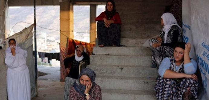 'Seks köleleri' IŞİD işkencesini anlattı