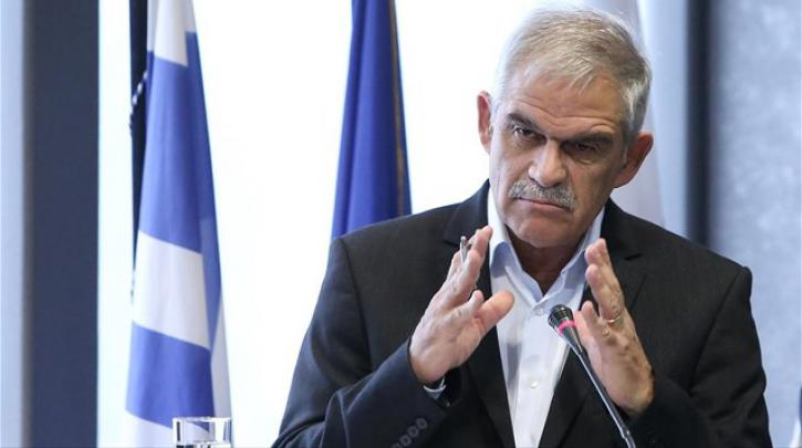 Yunan Bakana tehdit mektubu