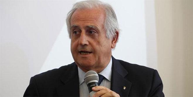 İtalya Futbol Federasyonunun başkanlığına Fabbricini atandı