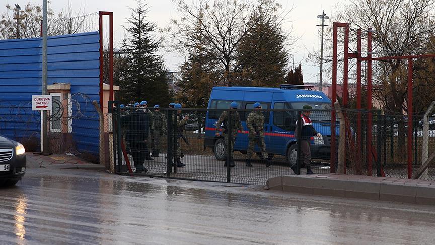 'Etimesgut Hava Alay Komutanlığı' davasında karar verildi
