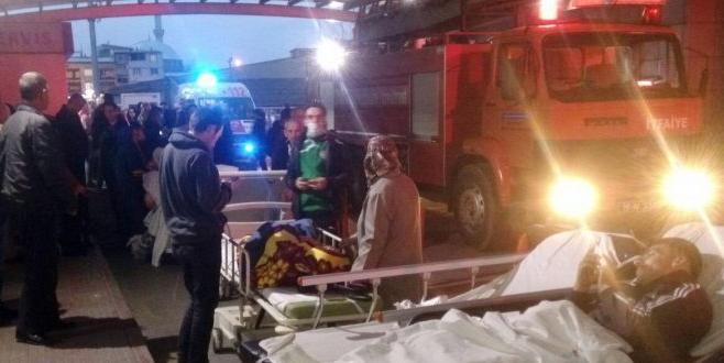 Yüksek İhtisas Eğitim ve Araştırma Hastanesi'ndeki yangın alarmıyla ilgili flaş açıklama