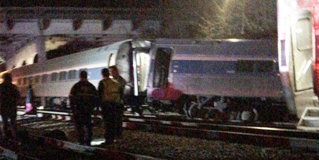 ABD'de trenler çarpıştı