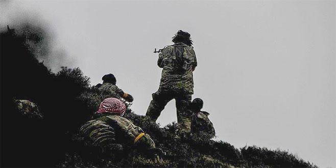 Afrin'deki PYD/PKK'ya gönderilen ağır silahlar yakalandı