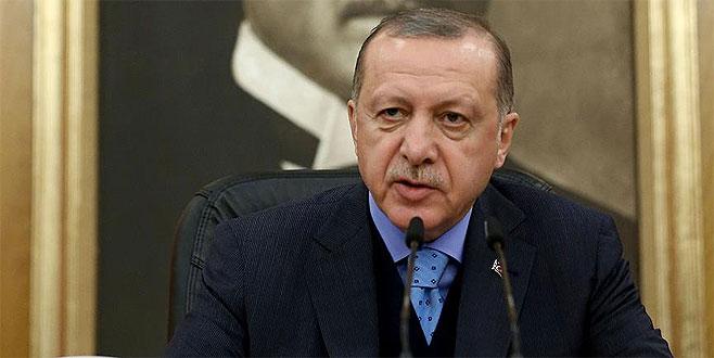 Erdoğan, Zeytin Dalı Harekatı'nda etkisiz hale getirilen terörist sayısını açıkladı