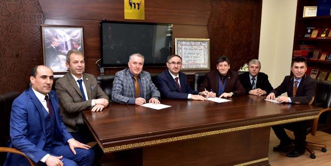 Mustafakemalpaşa'da Sosyal Denge Sözleşmesi