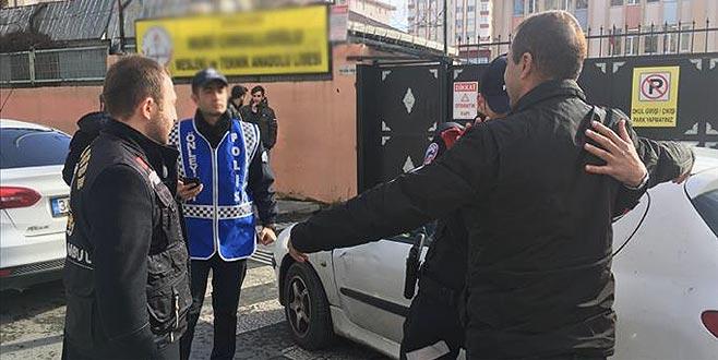 Okul çevrelerine polisten sıkı denetim