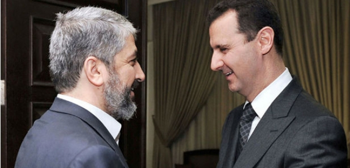 Hamas, Şam'a yaklaşıyor