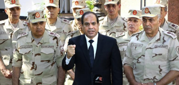 El Cezire, Mısır'a  teslim oldu