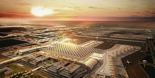 Dev havalimanına 3 bin 500 güvenlik görevlisi alınacak