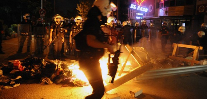 Emniyet'in Gezi itirafı