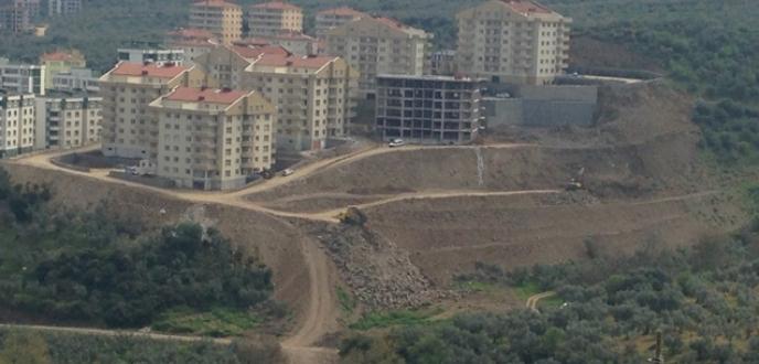 Mudanya mahalleleri birbirine bağlanıyor