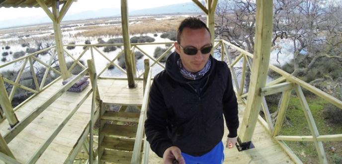Longoza kuş gözlem kulesi
