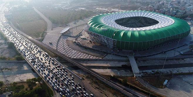 Timsah Arena davasında uzlaşma sağlandı