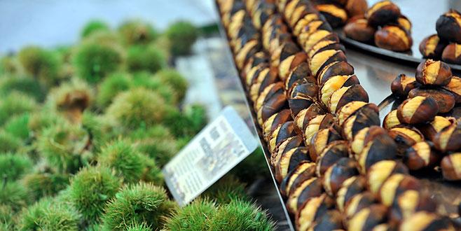 Tezgahlardaki lüks: Kestane kebabın kilosu cep yakıyor
