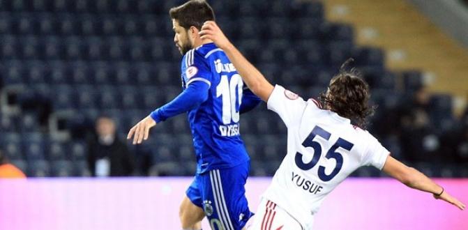 Fenerbahçe sahasında Altınordu ile berabere kaldı