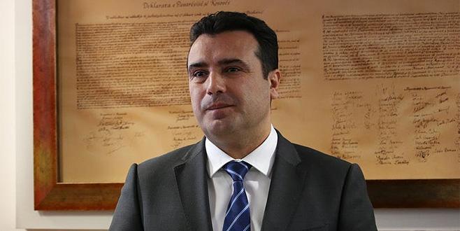 Makedonya Başbakanı Türkiye'ye gelecek