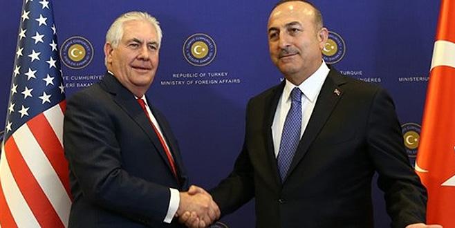 ABD'den Türkiye ve Tillerson açıklaması