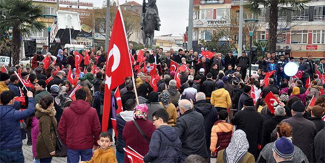 Mehmetçiğe tam destek