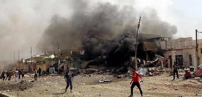 Bağdat'ta bombalı saldırılar: 45 ölü