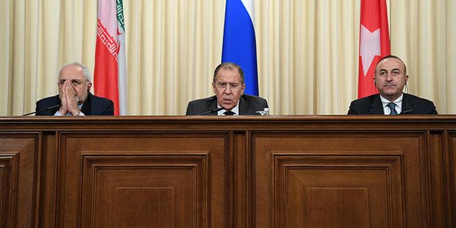 Astana'da 'üç'lü Suriye zirvesi