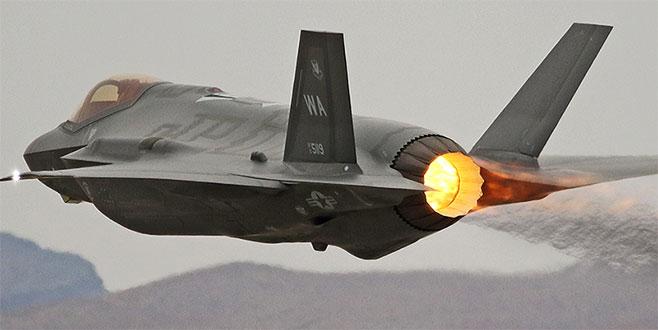 'Türkiye'ye F-35 verilmesin'