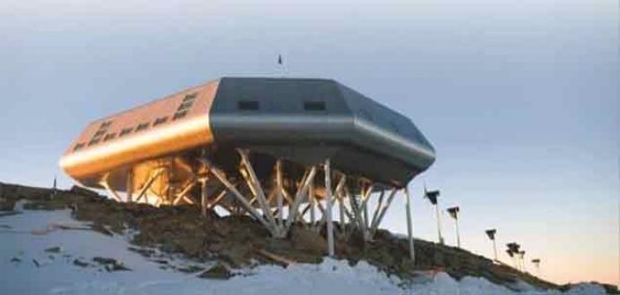 Türkiye'nin kutuplarda bilim üssü kurma projesi