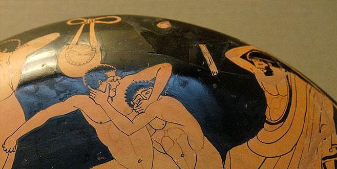 Antik olimpiyatlarda hile ve rüşvet yaygındı ama...