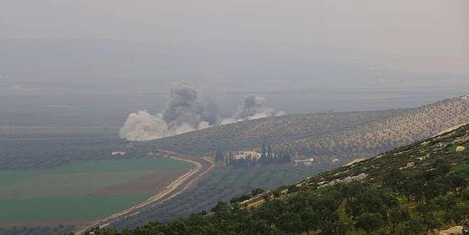 Zeytin Dalı'nda etkisiz hale getirilen terörist sayısı 1439 oldu